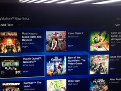 PlayStation Now beta - 1