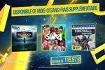 PlayStation Plus février 2020 bioshock Sims 4