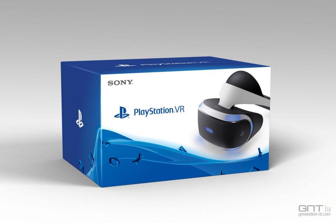 casque virtuel 3d pour ps4