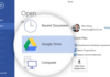 Un plugin Google Drive pour Microsoft Office