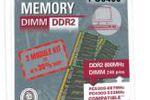 PNY DDR2 PC6400 800Mhz