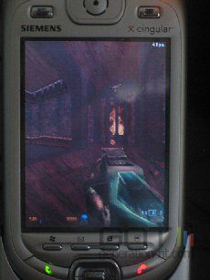 Pocket quake 3