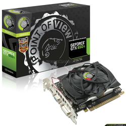 Point Of View GeForce GTX 650 Ti