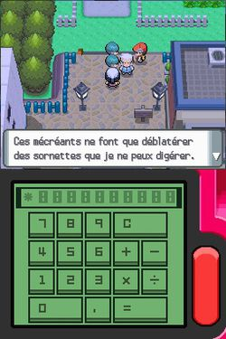 Pokémon Diamant - 7
