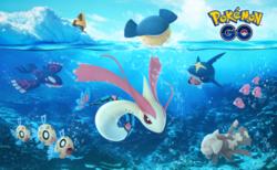 Pokémon Go Ice
