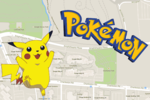 Pokemon Google Maps
