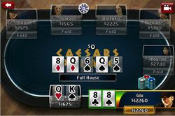 Poker Legend Glu iPhone 01
