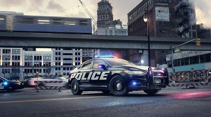 Police Responder Ford 1