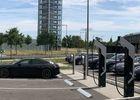 Porsche Taycan charge rapide 800 Volts