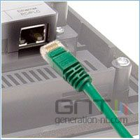Port ethernet