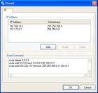 Portable Shock IP Changer : paramétrer une interface réseau