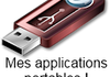 Test de suites d'applications portables libres