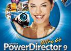 Power Director 9 Ultra boite