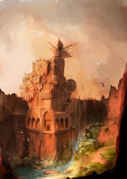 Prince of persia artworks (2)