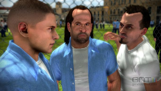 Prison Break The Conspiracy - Image 14