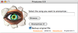 Privatunes mac