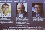 prix nobel chimie 2014