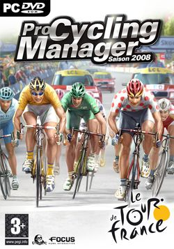 Pro Cycling manager 2008 (2)