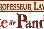 Professeur Layton et la Boite de Pandore - logo
