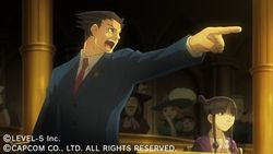 Professeur Layton Vs Ace Attorney - 5