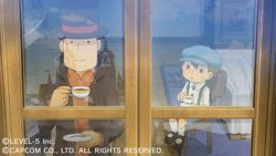 Professeur Layton Vs Ace Attorney - 6