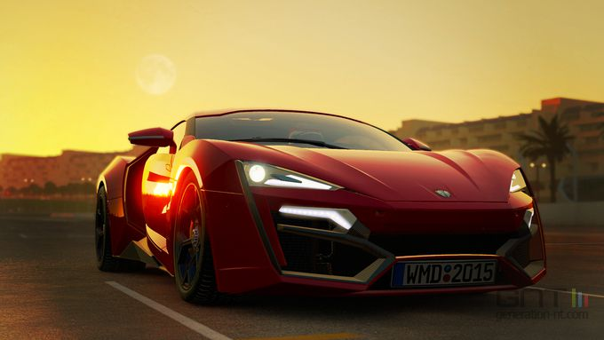 Project CARS - Lykan Hypersport - 2