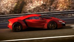 Project CARS - Lykan Hypersport - 3