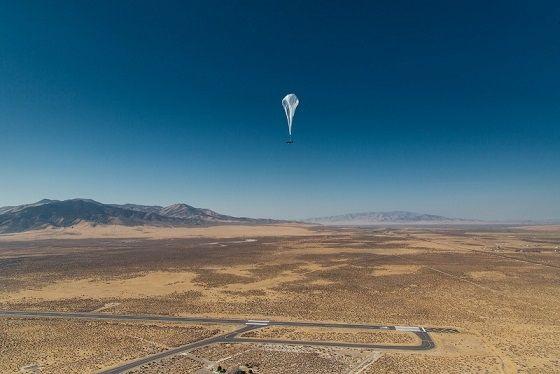 Loon : Aphabet dégonfle les ballons stratosphériques d'accès à Internet