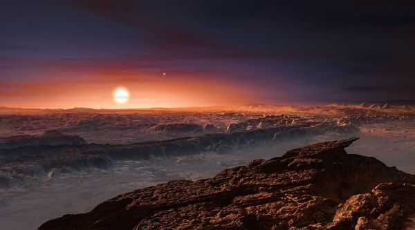 Etude : il ne faudrait que 98 hommes et femmes pour coloniser une exoplanète
