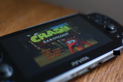 Ps Vita - Crash Bandicoot
