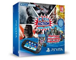 PS Vita Slim - Mega Pack