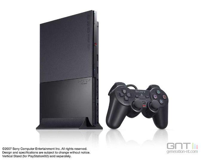 PS2 nouveaux coloris