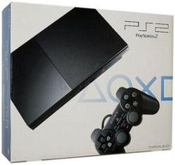 PS2 Slim - bundle