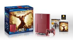 ps3 bundle god of war