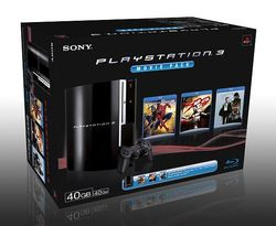 PS3 Movie Pack