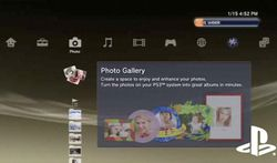 PS3 : Photo Gallery
