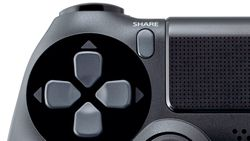 PS4 - bouton share