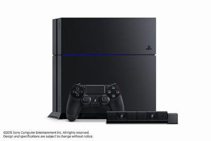 PS4 console 2015 mate - 1