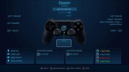 PS4 Dualshock 4 Steam