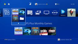 PS4 - firmware 4.00 - 3