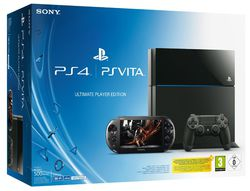 PS4 PS Vita Ultimate Player Edition