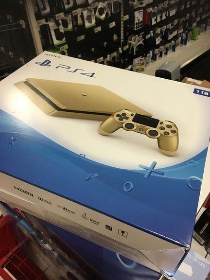PS4 Slim or