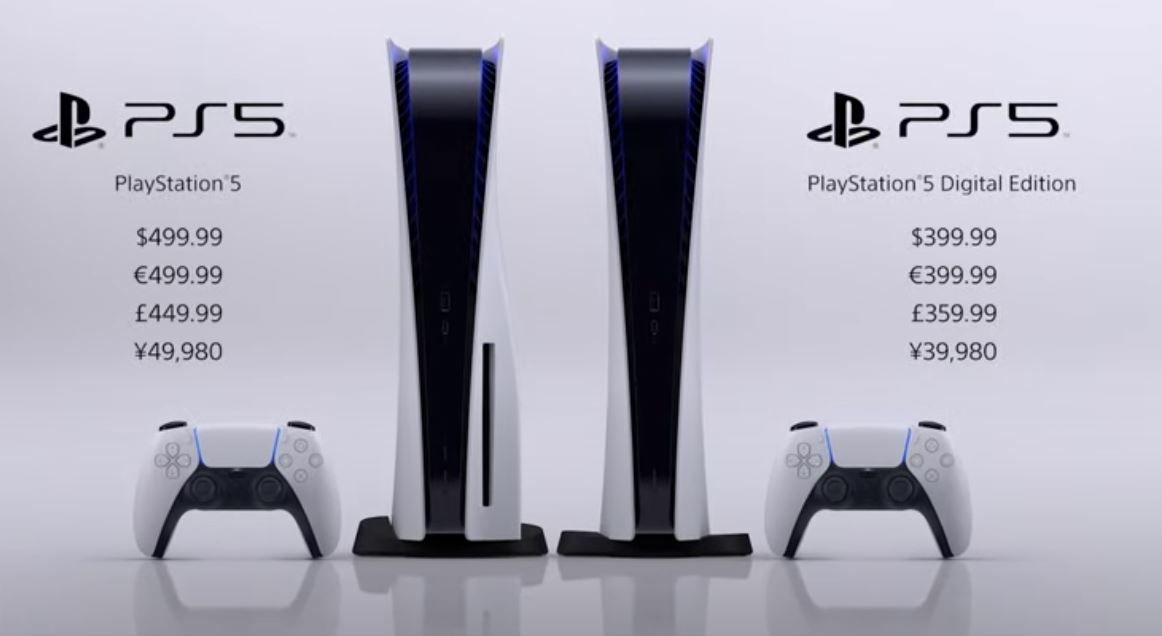 PS5-prix
