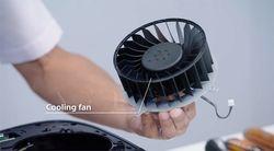 PS5 ventilateur
