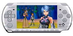 PSP Kingdom Hearts Birth by Sleep - 4