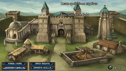 Puzzle Quest Challenge of the Warlords PSP 4