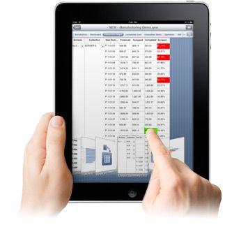 Qlikview iPad