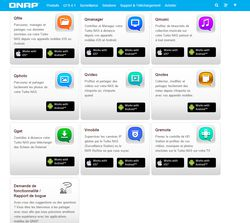 Qnap Applications mobiles