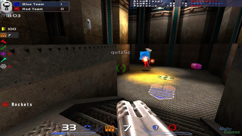 Quake Live - 1
