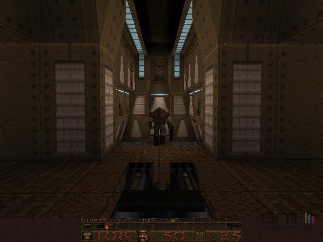 Quake - niveau inedit